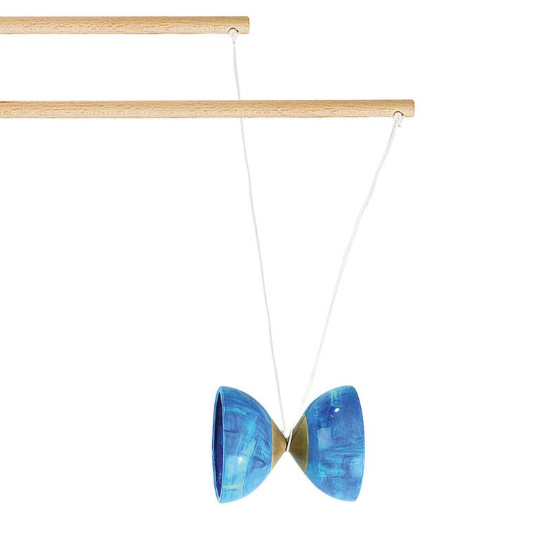 Diábolo Junior Azul