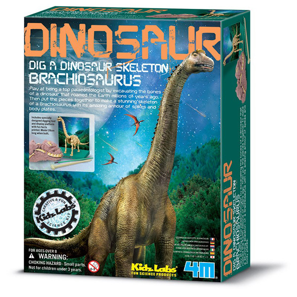 Dino Kit Brachiosaurus