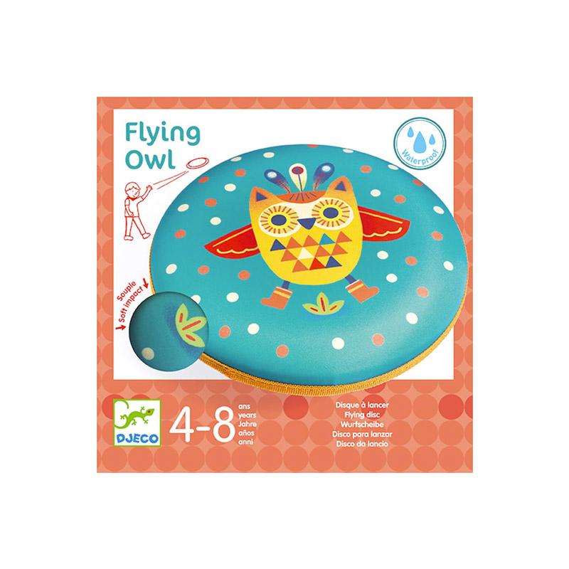 Disco Volador Búho