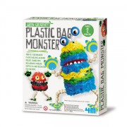 Eco Monstruo de plástico