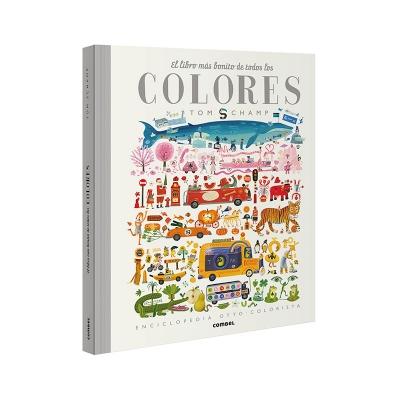 El Libro más Bonito de Todos los Colores