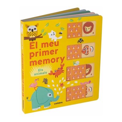 El Meu Primer Memory els Animals
