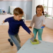 El Monstruo de los Calcetines de Active Kids