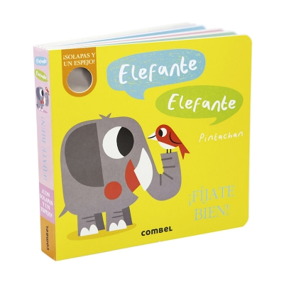 Elefante, Elefante ¡Fíjate Bien!