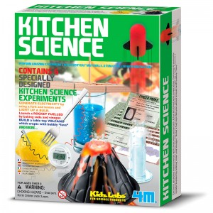 Ciencia en la Cocina