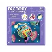 Factory Tarjetas Luminosas: Abismos