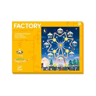 Factory Tarjetas Luminosas: Allí Arriba