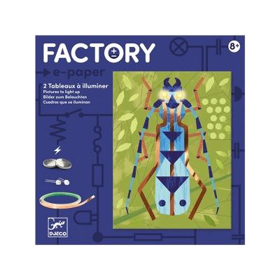 Factory Tarjetas Luminosas: Insectarium
