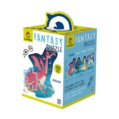 Fantasy Puzzle: Dragón