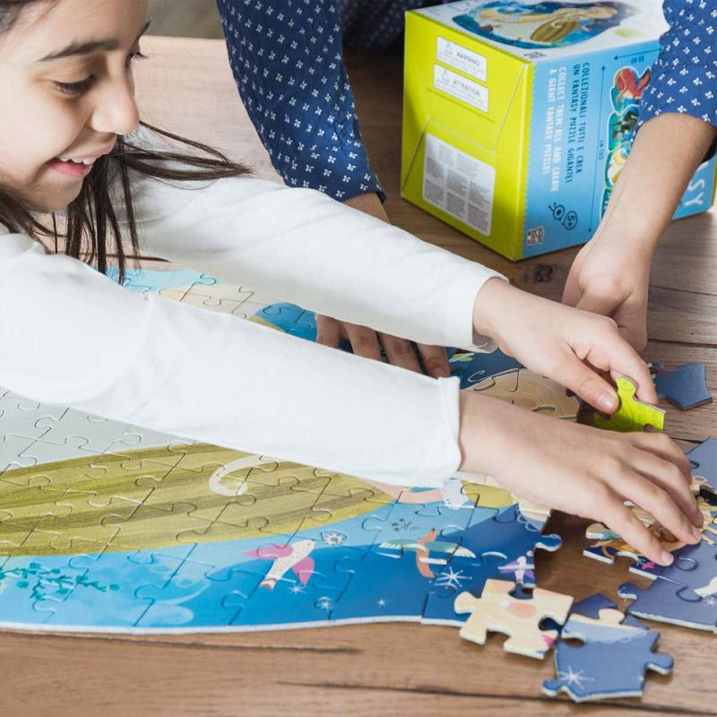 Fantasy Puzzle: Princesa