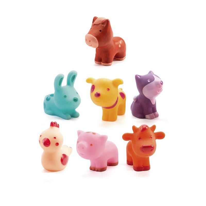 Figuras de Animales: Troopo Farm