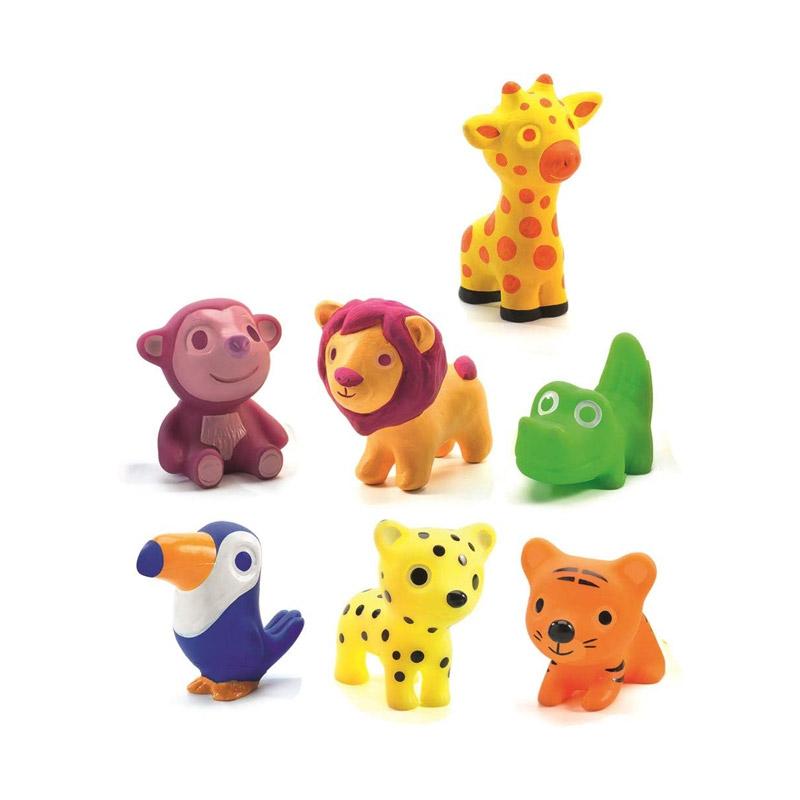 Figuras de Animales: Troopo Savana