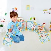 Flexistix: Kit Estructuras Geodésicas
