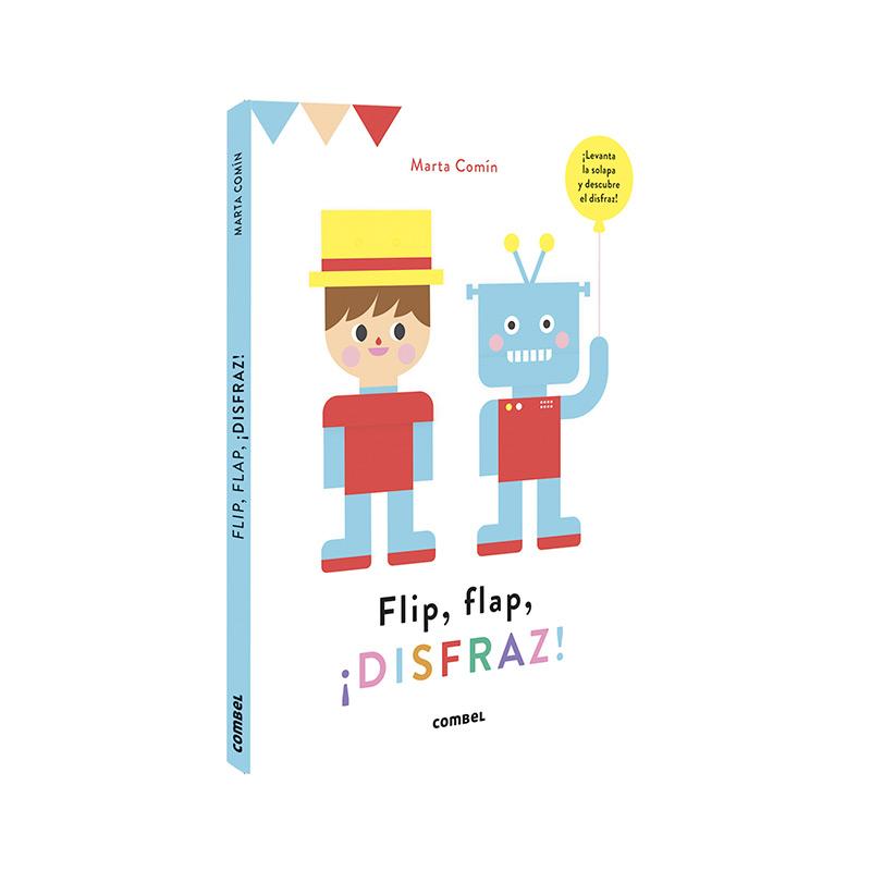 Flip, Flap ¡Disfraz!