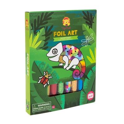 Foil Art Selva