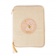 Funda de Cartilla Sanitaria Crema
