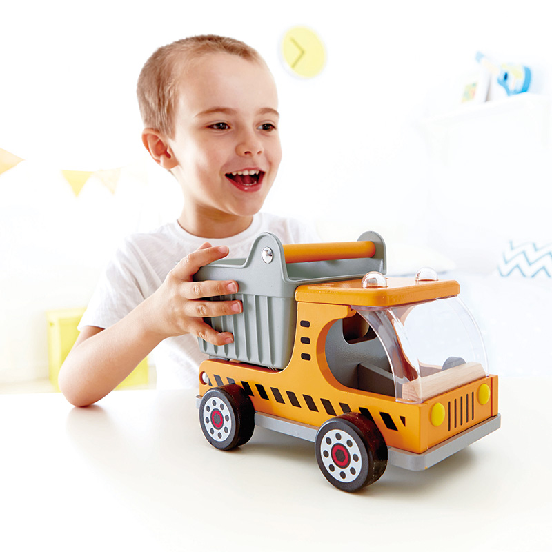 Gran Camión Volquete