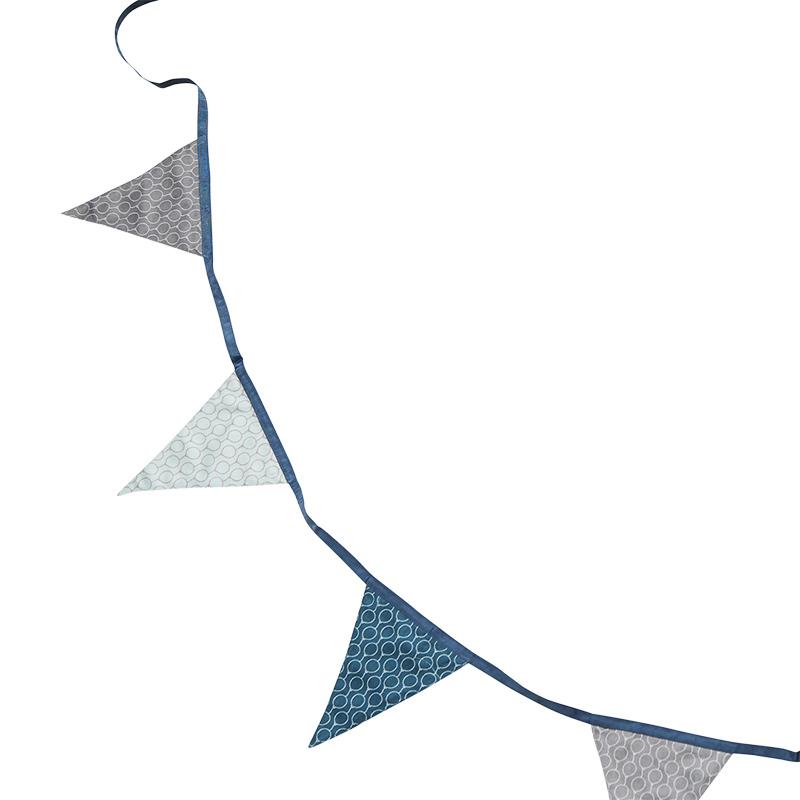 Guirnalda Balloon Azul