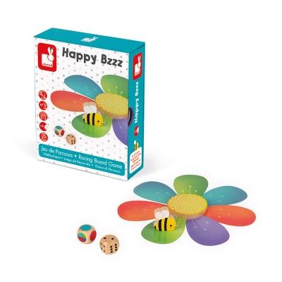 Happy Bzzz: Juego de Recorrido