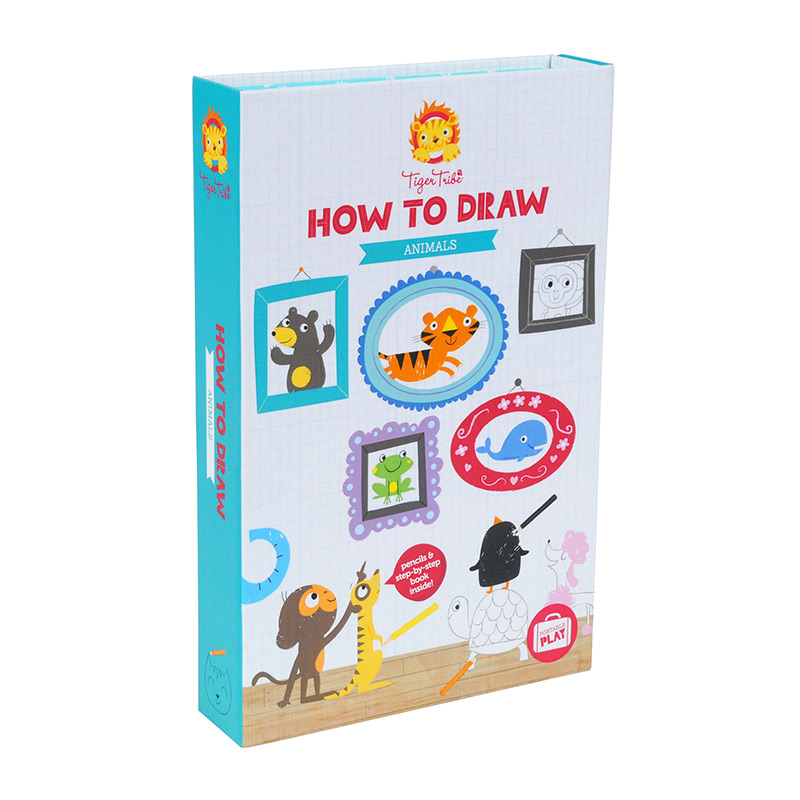 How to Draw: Animales