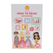 How to Draw: Cuentos de Hadas