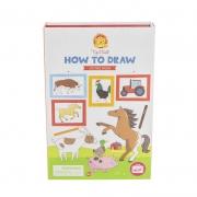How to Draw: En la Granja