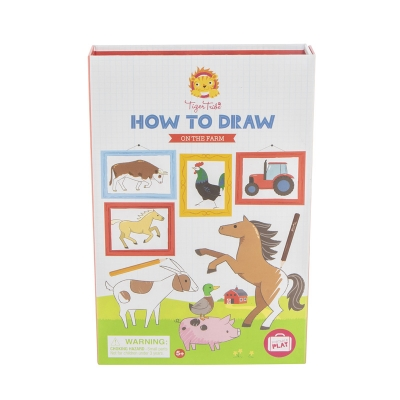 How to Draw: En la Granja