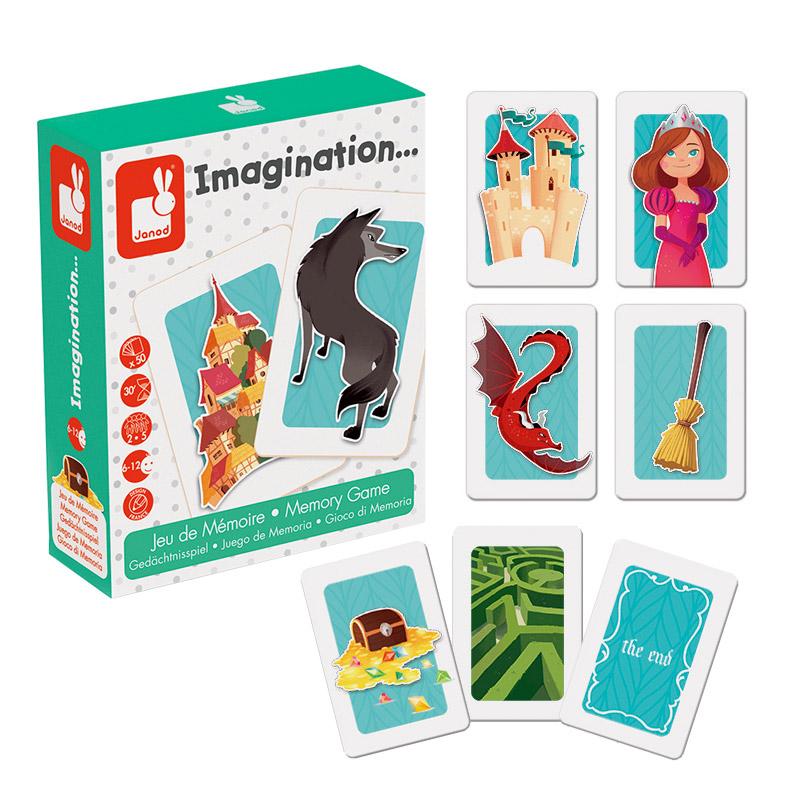Imagination: Juego de Memoria