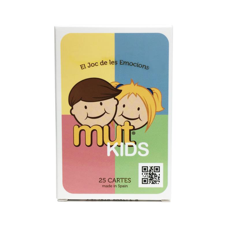 Joc de les Emocions MutKids: Català