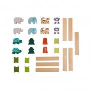 Juego Animales Equilibristas Colección WWF®