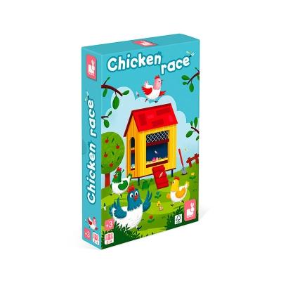 Juego Chicken Race