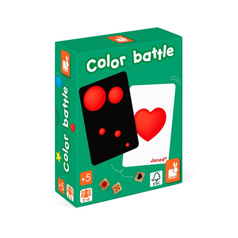 Juego Color Battle
