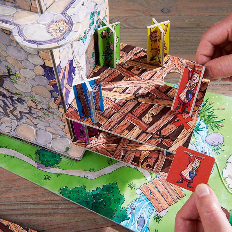 Juego Cooperativo: La Torre del Dragón