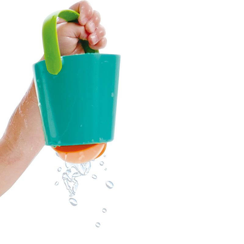 Juego de Agua: Cubos Alegres