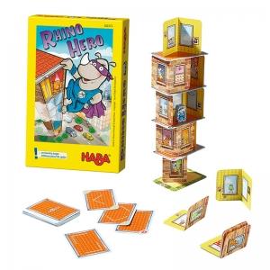 Juego de apilar cartas SuperRino