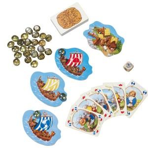 Juego de cartas Feroces Vikingos
