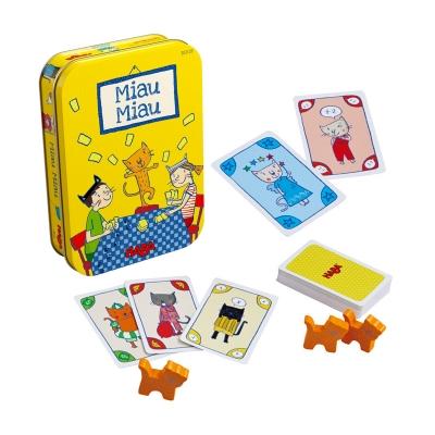 Juego de cartas Miau-Miau
