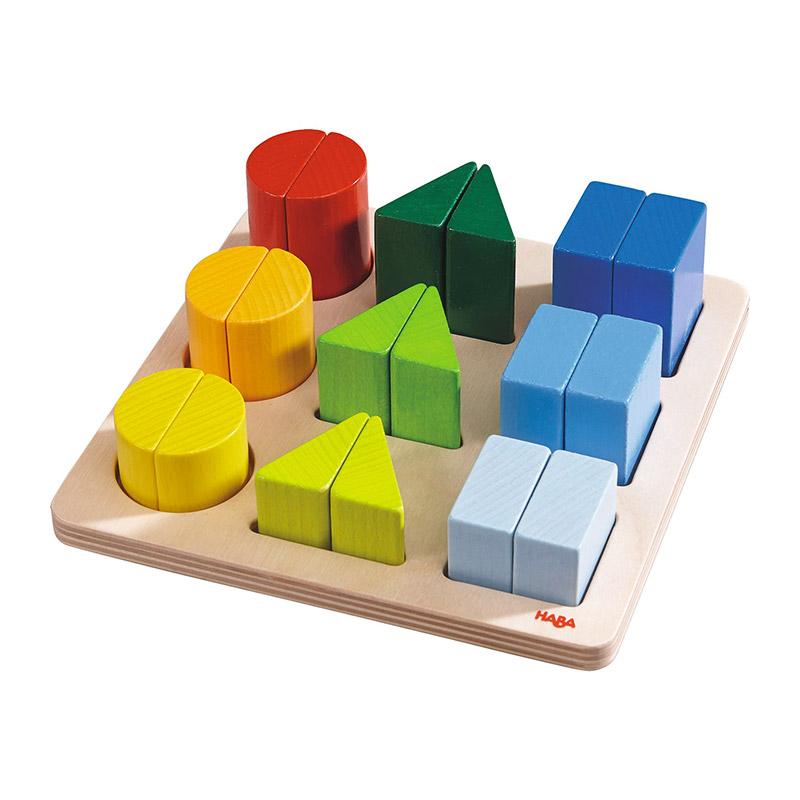 Juego De Clasificacion La Magia De Los Colores De Haba En Minikidz