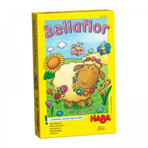 Juego de Colores: Bellaflor