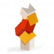 Juego de Composición en 3D Rubius