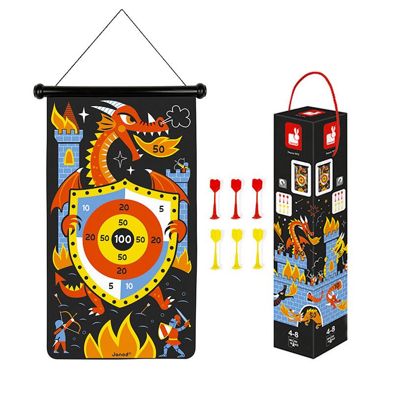 Juego de Dardos Magnéticos Dragones