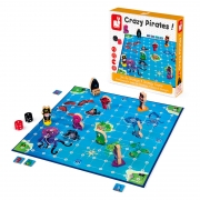 Juego de Estrategia: Piratas Locos