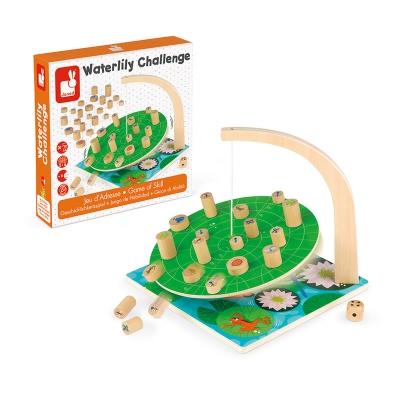 Juego de Habilidad: Waterlily Challenge