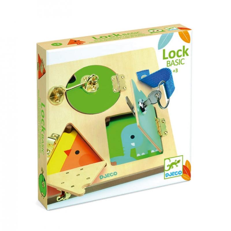Juego de Manipulación: LockBasic