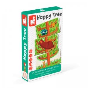 Juego de Memoria: Happy Tree