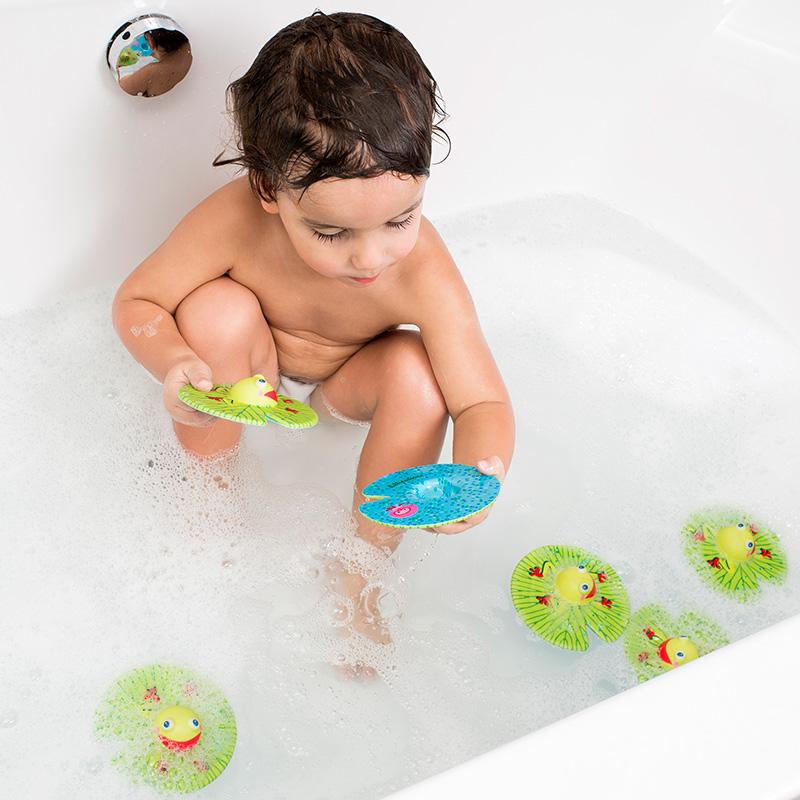 Juego de Memoria para el Baño