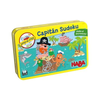 Juego de viaje Capitán Sudoku