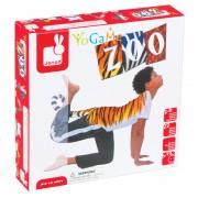 Juego de Yoga: Yogame Zoo