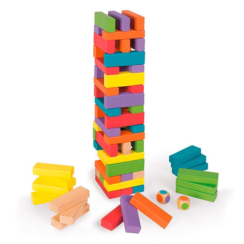 Juego Equilibloc Color