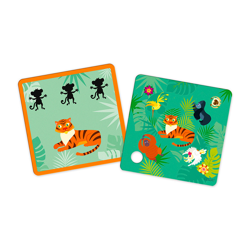 Juego Jungle Pictures